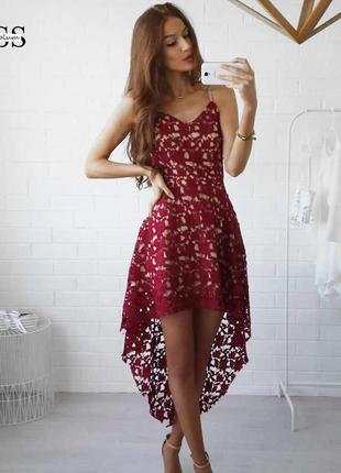 🌺👗🌺красивое женское кружевное платье, сарафан🔥🔥🔥