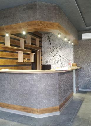 Продажа действующего бизнеса с новым ремонтом,оборудов. и мебелью