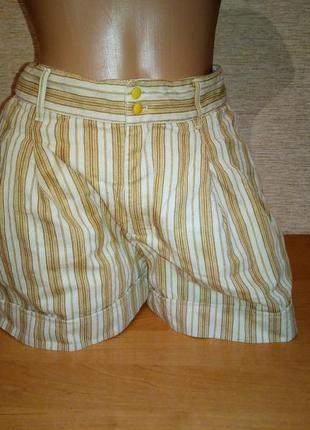 Распродажа! женские коттоновые шорты бермуды