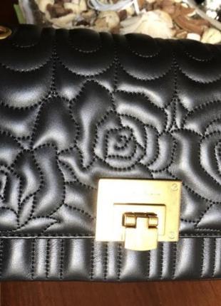 Новая кожаная сумка Michael Kors