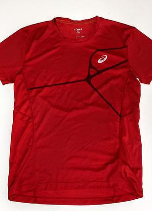 Asics мужская спортивная футболка