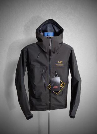 Куртка  arc'teryx alpha sv gore-tex  jacket men's  оригинал, r...