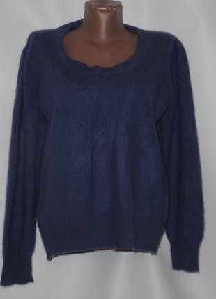Теплый свитер кашемир