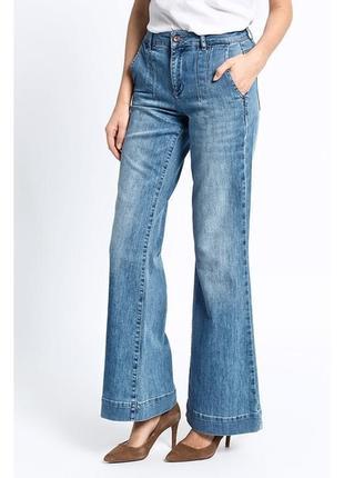 Брендовые женские голубые коттоновые джинсы only denim турция ...