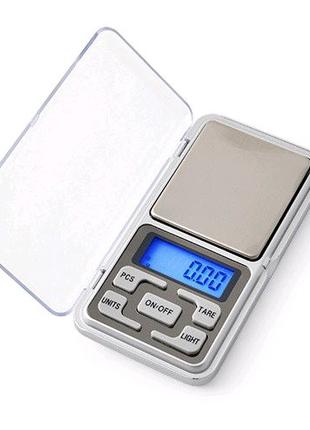 Карманные электронные ювелирные весы