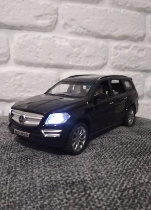Мерседес GL 500, MERCEDES GL 500, модель,сувенир,подарок, игрушка