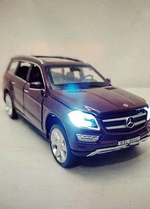 Мерседес GL500, MERCEDES GL 500, модель,сувенир,подарок, игрушка.