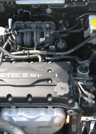 Двигатель Шевроле Авео 1.6