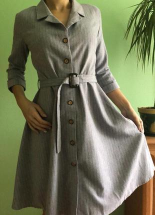 Платье в полоску🔥🔥🔥