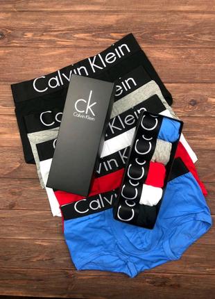 Набор мужского белья  Calvin Klein Black