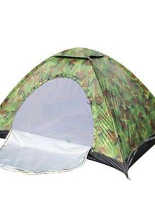 Палатка, намет турстический - 17758 двухместный 200-120-105СМ