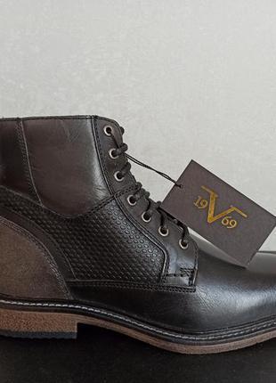 Зимние ботинки versace 19.69, оригинал, р-р 42, 43, 44, 47