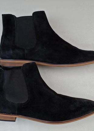 Ботинки kurt geiger, р-р 44