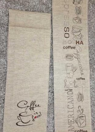 Набор полотенец с вышивкой