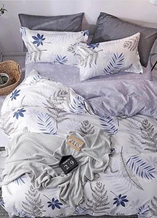 Постільна білизна/постельное бельё: папоротник светлый