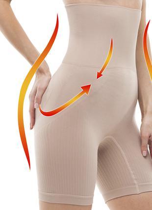 Корректирующее белье шорты, утягивающее белье, для похудения