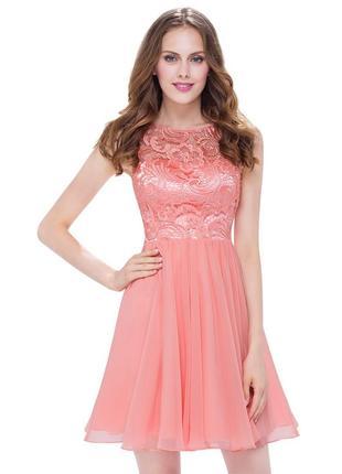 Платье летнее 50 размер мини короткое нарядное