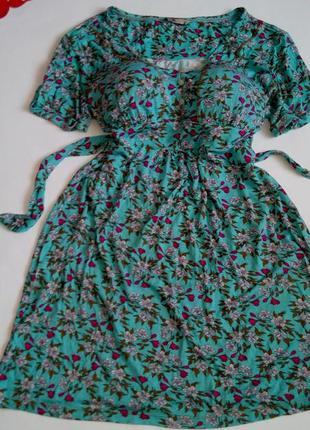 Платье мини 54 размер бюстье новое