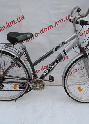 Городской велосипед Ficher 28 колеса 21 скорость