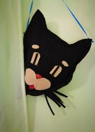 Декоративный котик