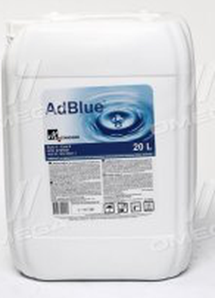 Жидкость AdBlue для снижения выбросов оксидов азота (мочевина),20
