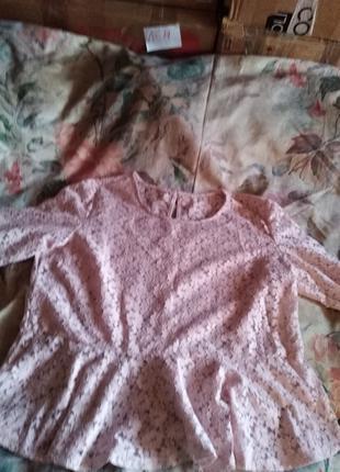 Блузка большого р-ра