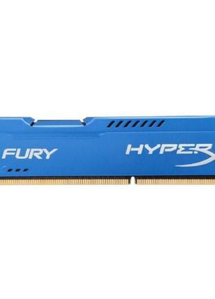 Модуль пам`яті Kingston DDR3 4Gb HyperX Fury 1600 Mhz