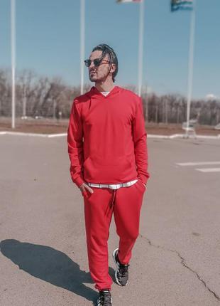 Мужской спортивный повседневный костюм