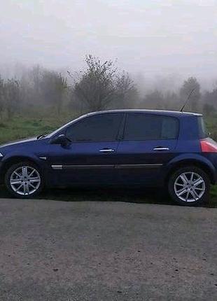 Розборка шрот Рено Меган 2 Renault Megane 2