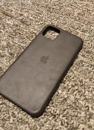 Чехол Apple iPhone 11 Pro Max Silicon Case оригинал