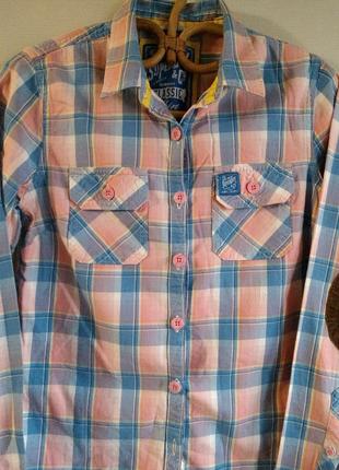 Женская рубашка Super dry
