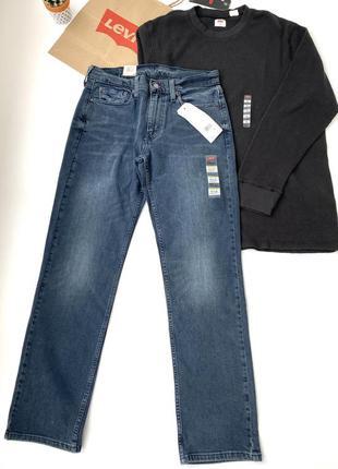 Джинси чоловічі levis 514 flex straight джинсы мужские левис о...