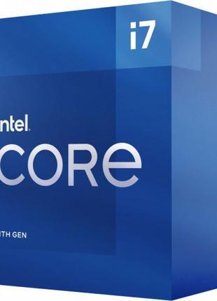 Процесор Intel Core i7 11700 НОВЫЙ!