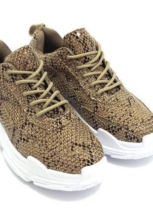 Женские кроссовки head over heels 8318 / размер: 39