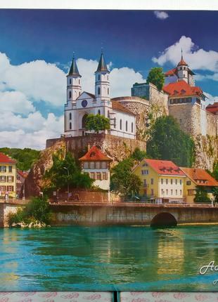 Пазлы Dankotoys Замок Арбург Швейцария 1500 элементов