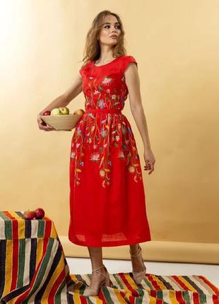 Сукня лляна «Клер»