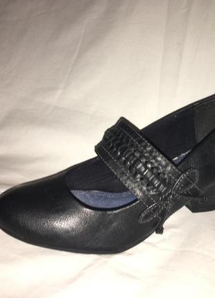 Туфли *marco tozzi* германия р.38 (25.00 см)