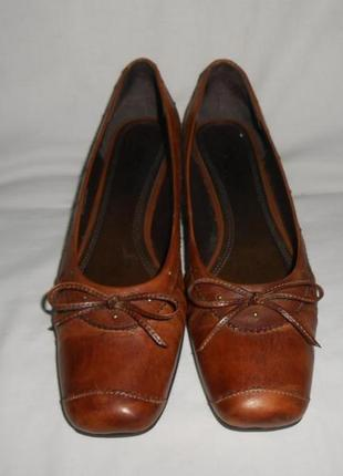 Туфли *marco tozzi* кожа германия р.40 (26.00см)