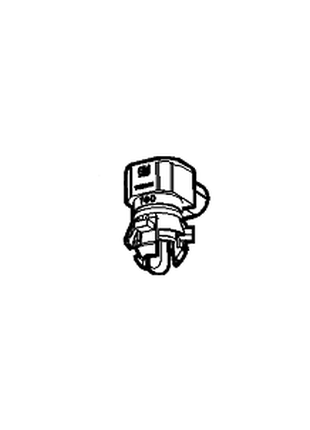 Датчик температуры наружного воздуха Chevrolet Bolt EV 13583411