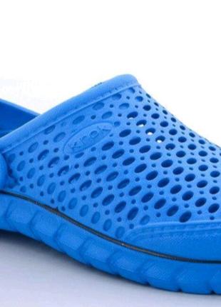 Crocs Крок RS 31 Голубые (36-41р)