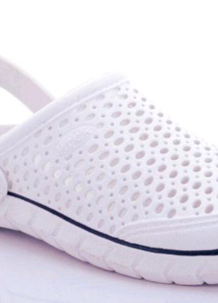 Crocs Крок RS 01 Белый (36-41р)