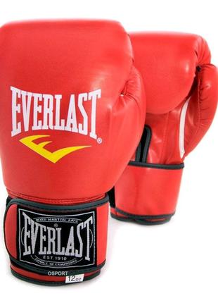 Перчатки боксерские (12 унций)