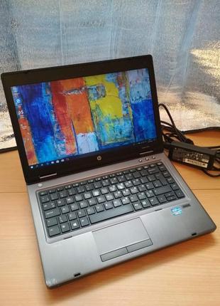 HP ProBook 6470b Intel Core i5 3210M, DDR3 8GB, SSD 120GB, Акум 7