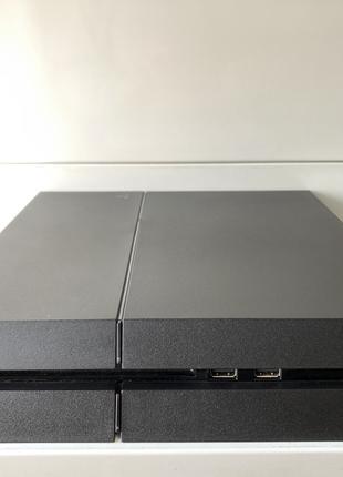 Игровая приставка Sony Playstation 4 Phat, 2ТB, последняя ревизия