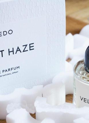 Byredo Velvet Haze Оригинал EDP  2 мл Затест_парф.вода