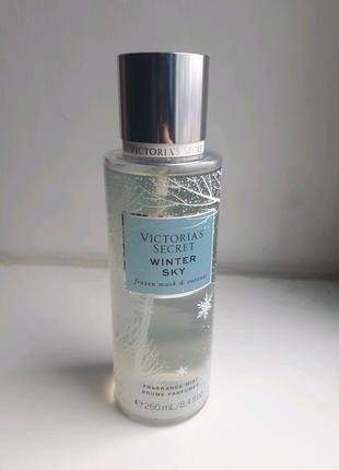 Мист victoria's secret winter sky frozen musk & coconut спрей