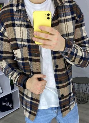 Рубашка Фьюри Фланель