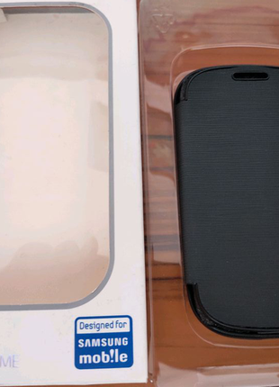 Чехол-книжка Anymode Case Для Samsung Galaxy Frame I6810-черный