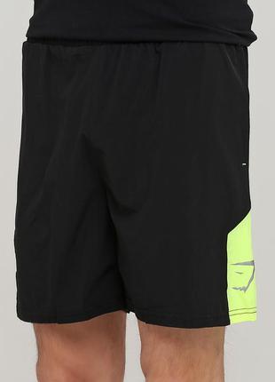 Мужские спортивные шорты arena short gymshark, s, m