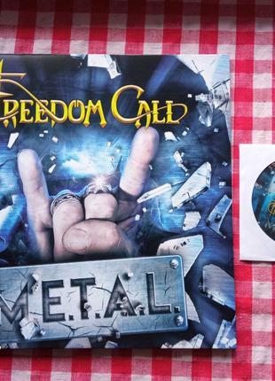 Freedom Call – M.E.T.A.L. (Vinyl 2 LP+CD)